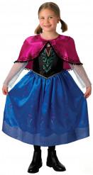 Anna Die Eiskönigin™ Deluxe-Kostüm für Mädchen