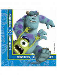 20 Papierservietten Monster Uni™