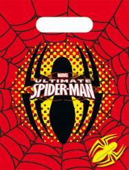 6 Geschenke Tüten - Spider Man™