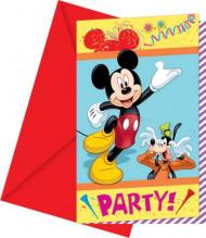Einladungskarten Micky™