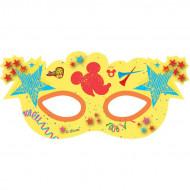6 Micky Maus™ Augenmasken