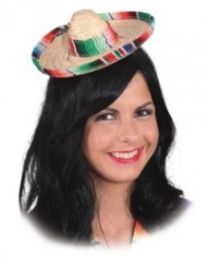 Mini-Sombrero für Erwachsene