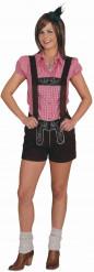 Bayrische Shorts für Damen