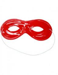 Augenmaske in Rot für Kinder