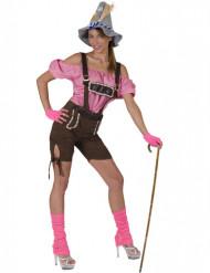 Sexy Bayerinnen-Kostüm für Damen