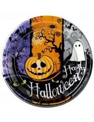 10 Halloween Wegwerfteller