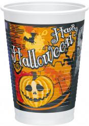 10 Halloween Plastikbecher