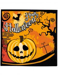 20 Servietten - Halloween