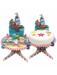 Kuchenplatte Jake und die Piraten