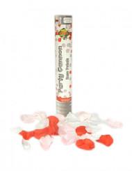 Rosen Blüten Konfetti Kanone