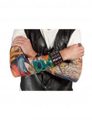 Tattoo-Ärmel - ganz ohne Nadel