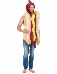Hot-Dog-Kostüm für Erwachsene