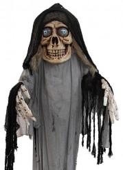 Schreckliche Halloween Skelett-Deko
