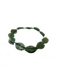 Grüne Lorbeer-Krone für Erwachsene