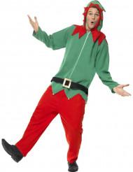 Weihnachtswichtel Kostüm für Herren