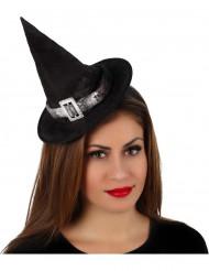 Halloween Hexenhut für Damen