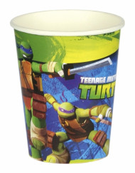 8 Ninja Turtles™ Becher