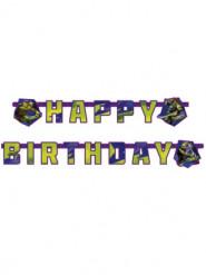 Happy Birthday Girlande Ninja Turtles™