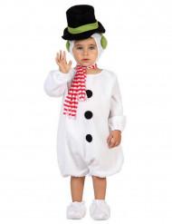 Weihnachten Schneemann-Kostüm für Babys
