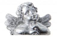 Platzhalter im Engel-Design (Silber)