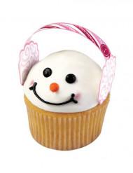 12 Deko für Cupcakes Ohrenschützer