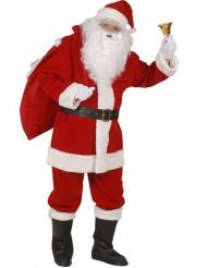 Erwachsenen-Kostüm Weihnachtsmann Kostüm für Erwachsene
