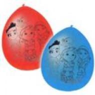 6 Luftballons Jake und die Nimmerland Piraten™