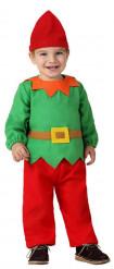 Weihnachten kleines Zwergen-Kostüm für Babys