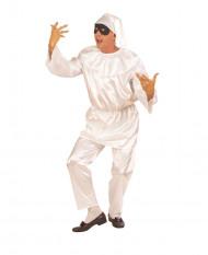 Pulcinella-Kostüm für Erwachsene