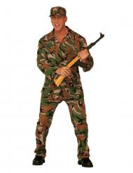 Authentisches Militär-Kostüm für Herren