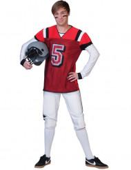 Amerikanisches Football- Kostüm für Herren