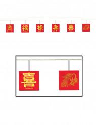 Girlande - Chinesisches Neujahr