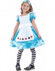 Alice-Kostüm für Mädchen