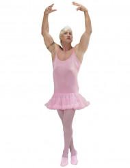 Rosa Star Tänzerin-Kostüm für Herren