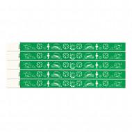 100 nummerierte St. Patrick Armbänder