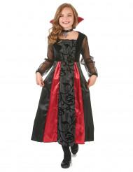Süßes Vampirmädchen Kostüm
