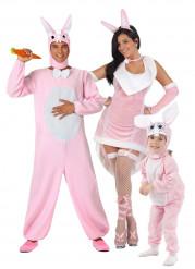 Kostüme Hasenfamilie