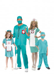 Ärzte Familien Kostüm