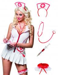 Krankenschwester Set für Erwachsene