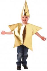 Stern Kostüm für Kinder