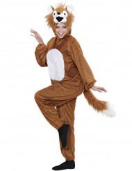Fuchs Kostüm für Erwachsene