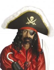 Piraten-Bart für Erwachsene