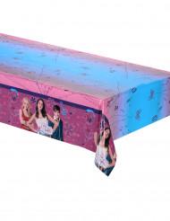 Kunststoff Tischdecke mit Violetta