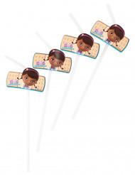 6 Strohhalme Doc McStuffins™