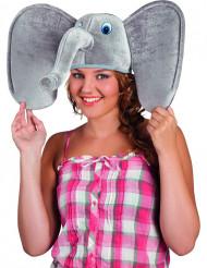 Elefanten-Hut für Erwachsene