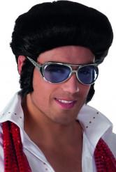 Graue Rock n Roll-Brille für Erwachsene