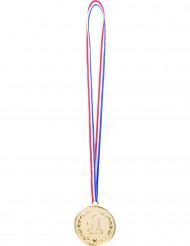 Frankreich Medaillen Set Platz 1