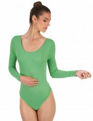 Grüner Body für Erwachsene