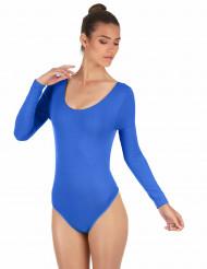 Blauer Body für Erwachsene