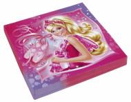 20 Papierservietten Barbie